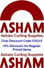 Asham Curling Supplies